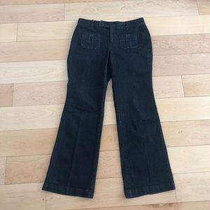 NWOT Ann Taylor LOFT Curvy Flare Jeans